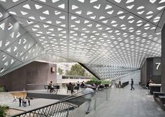 Reflexivo. Rojkind Arquitectos renovates Mexico's National Film Archive