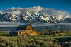 Mormon Row Grand Teton National Park