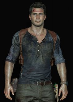 The Art of Uncharted 4 a Thief's End - Daily Art, Games