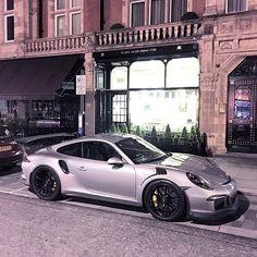 Porsche GT3 RS live Mount street  Snapchat: Co75017  #liveupload #gt3rs #porsche #porschegt3rs #corentinspot