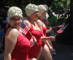 Woods Hole July 4th parade