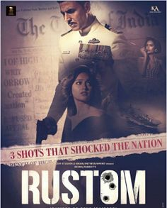 Direct Movie Download HD: Rustom Full Movie Download Free