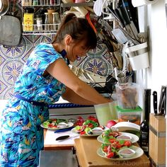 rachel khoo la petite cuisine | Rachel in The Little Paris Kitchen