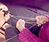 Navaho Plying with video tutorial on The Joy of Handspinning at http://joyofhandspinning.com/navajo-plying/