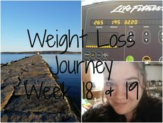 Back at it again? Weight Loss Journey Week 18 & 19! - WEMAKE7
