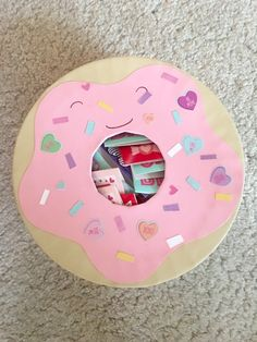 Donut love! Valentine's Day box