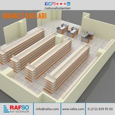 Market Raf Sistemleri www.rafso.com