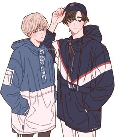 I don't know if this is bts fanart 😭😭 hot anime guys, Character Inspiration, Character Art, Character Concept, Fashion Inspiration, Anime Lindo, Estilo Anime, Anime Oc, Anime Kunst, Cute Anime Boy