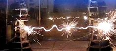 Capacitor Spark