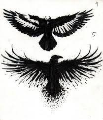 Resultado de imagen para poe crow design