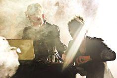 Andy (Bluvertigo) in dj set - LdOFCG 2013