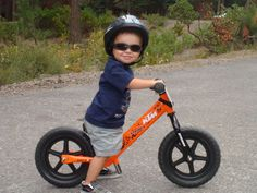 Best Balance Bike EVER!!! Strider for Life <3