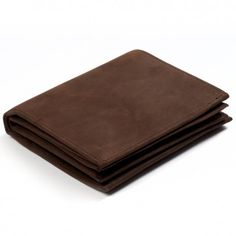 Bethge | Wallet made of tabac leather.