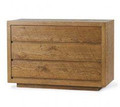 Vintage Fir Modern Dressers - VivaTerra