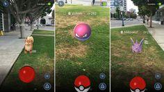 """Das Augmented-Reality-Spiel """"Pokémon Go"""" fürs Smartphone verbreitet sich rekordverdächtig schnell. Hält die Begeisterung an, wird das gesellschaftliche Folgen haben."""