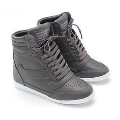 Platform Wedge Sneakers  Women s Shoes e5e7e8af9f433