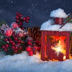 Christmas 2014 IPad Air Wallpaper