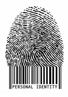Illustration about Personal identity, fingerprint with barcode,. Illustration of crime, concept, stripe - 13892065 Barcode Art, Barcode Design, Barcode Tattoo, Crea Design, Design Art, Graphic Design, Maze Design, Design Elements, Personal Identity