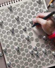 zentangle art artwork \ zentangle art ` zentangle art beginners ` zentangle art patterns ` zentangle art mandalas ` zentangle art artwork ` zentangle art ideas ` zentangle art beginners step by step ` zentangle art colorful Doodle Drawing, Zentangle Drawings, 3d Drawings, Zentangle Patterns, Zentangles, Doodle Art, Funny Drawings, Art Patterns, Drawing Art