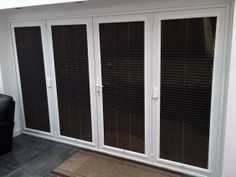 perfect fit blinds doors blackout - Google Search