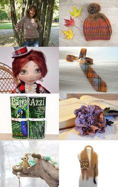 christmas gifts by Nina Igorivna on Etsy--Pinned with TreasuryPin.com