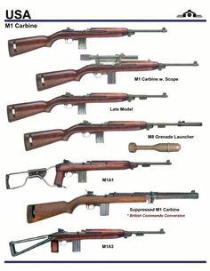 22 best Guns-M1 Carbine images on Pinterest | Weapons guns, Firearms