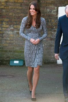 The Duchess of Cambridge - appearance today