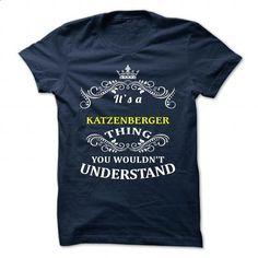 KATZENBERGER - #homemade gift #hoodie