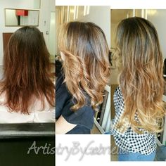 Ombrelage session with an added 3 rows of weaved extensions!  Artistrybygabriella@yahoo.com  #AllInTheTechnique #Ombrelage ℠  #blondeombre #blondehair #bergenbcountyhairsalon #parkslope #bergenbcounty #brooklynhieghts #mastercolorist #masterstylist @wellahair @whocuts @ciroshair #brownhaircolor #ombre & #Balayage  #Ombrelage #artistrybygabriellab #brownombre #hairinspiration @ciroshair #wellalife #beachhair#beachblonde  #victoriasecrethair #victoriasecret #Wellahair #luxurycolor #Illumina