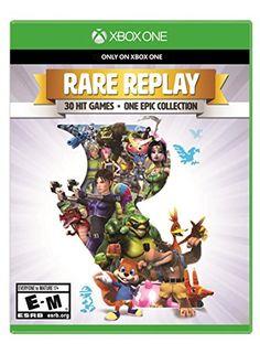 Rare Replay - Xbox One Microsoft http://www.amazon.com/dp/B00ZMBMO06/ref=cm_sw_r_pi_dp_VODUvb0HXZF0F