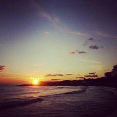 Sunset - Sitges #turistesdequalitat #tdq