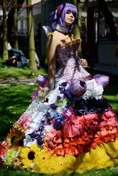 COSTUME USED  June May  Cloth Road Cosplay di FerriseRynerCosplay