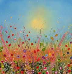 Rainbows Dance in Your Sweet Kisses - Yvonne Coomber