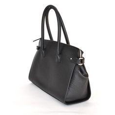 Decadent Small Shopper Black