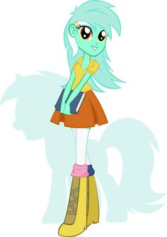 equestria girls | Equestria Girls - Lyra Heartstring by ~Rariedash on deviantART chicas de equestria
