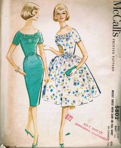 Vintage McCall Pattern