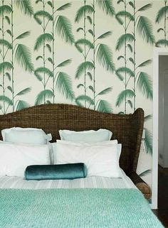 Tropical Wallpaper Bedroom Cole And Son 42 New Ideas Tropical Wallpaper Bedroom Cole And Son 42 New Ideas Bedroom Wallpaper Marble Wallpaper Phone, Palm Leaf Wallpaper, Accent Wallpaper, Tropical Wallpaper, Bedroom Wallpaper, Botanical Wallpaper, Motif Tropical, Decoracion Vintage Chic, Cole And Son Wallpaper