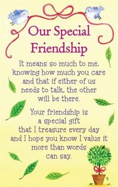 Birthday quotes for best friend friendship poems gift ideas 35 ideas for 2019 Special Friend Quotes, Best Friend Poems, Birthday Quotes For Best Friend, Special Friends, Birthday Wishes, Birthday Message, My Friend Quotes, Real Friends, Quotes On Best Friends