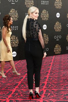 """Real Housewives of Beverly Hills"" star Erika Girardi wore Christian Louboutin pumps on the red carpet."