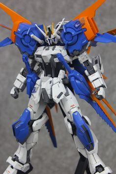 blackheart's IMPROVED 1/100 Gale Strike Gundam: Full Review + WIP | GUNJAP