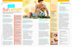 Health Advice Sun Smart cancer