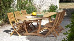 5770eedb88fc2a Table Arena - Proloisirs Table De Jardin, Meuble Jardin, Mobilier De Salon,  Mange