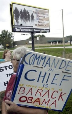 Tea Party Billboard In Indiana Sparks Protest