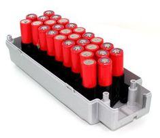 Code Couleur pas de Spot Welding Vruzend À faire soi-même sans soudure 18650 Battery holders