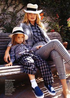Mamás con niños a la #moda... ;)