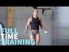 Amanda Barnhart | HOW I MAXIMIZE MY FIRST SESSION OF THE DAY - YouTube