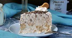 Torta sa orasima i plazma keksom — Domaći Recepti Baking Recipes, Cake Recipes, Dessert Recipes, Plain Cake, Torte Recipe, Kolaci I Torte, Torte Cake, Croatian Recipes, No Bake Cake