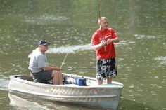 Where do you like to go fishing?