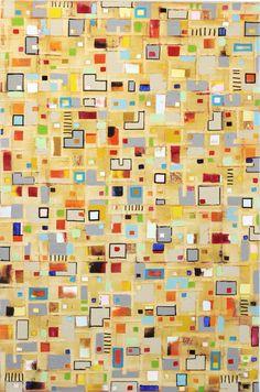 Artspace Warehouse - buy or rent affordable original art (abstract, urban, pop, photo, sculptures) Yellow Art, International Artist, Affordable Art, Petra, Squares, Original Artwork, Contemporary Art, Abstract Art, Sculptures