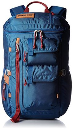 JanSport Mens Outside Specialty Watchtower Backpack  Midnight Sky  20H X 11W X 7D >>> You can get more details by clicking on the image.